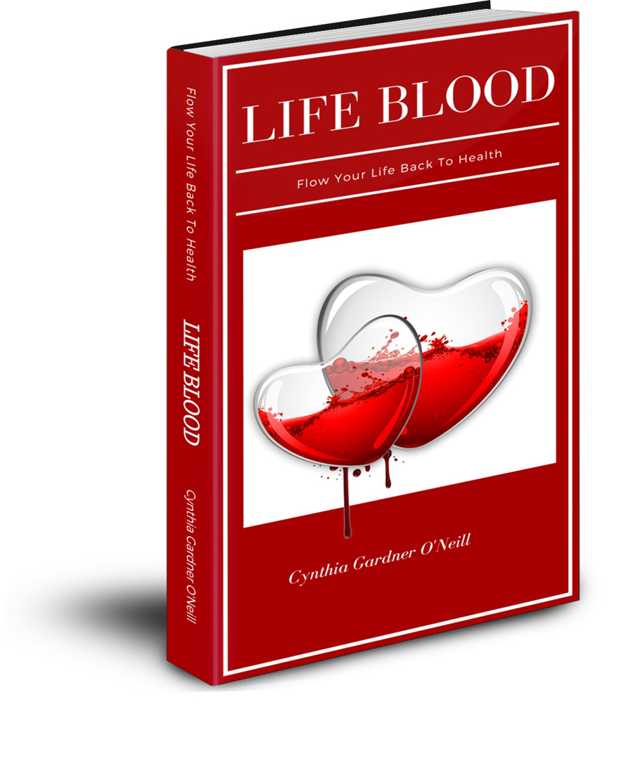 Life Blood, Flow your life back to health Book